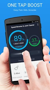 Speed Booster - Junk Cleaner, Phone Booster & More - náhled