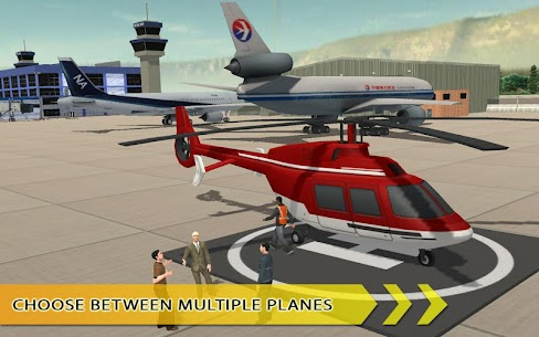 City Airport Super Flights 3D 8
