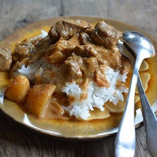 Smart Cheater's Beef Massaman Curry