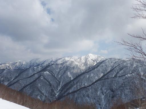 1025mピークからの眺め