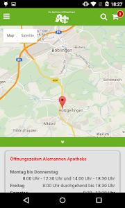 Apotheken in Holzgerlingen screenshot 5