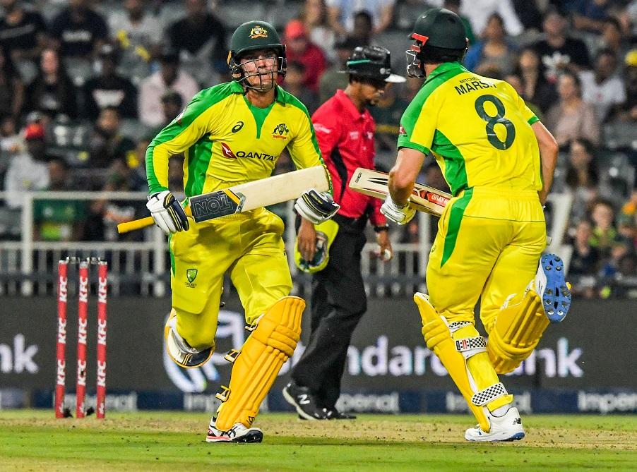 Agar bags hat-trick, five-for as Australia demolish shambolic SA in 1st T20
