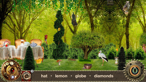 Alice in Wonderland : Seek and Find Games Free apktram screenshots 3
