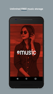 eMusic- screenshot thumbnail