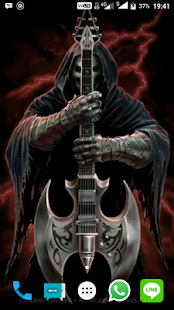 Heavy Metal Wallpaper - náhled