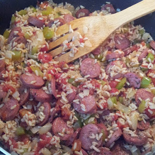 21 Day Fix Jambalaya