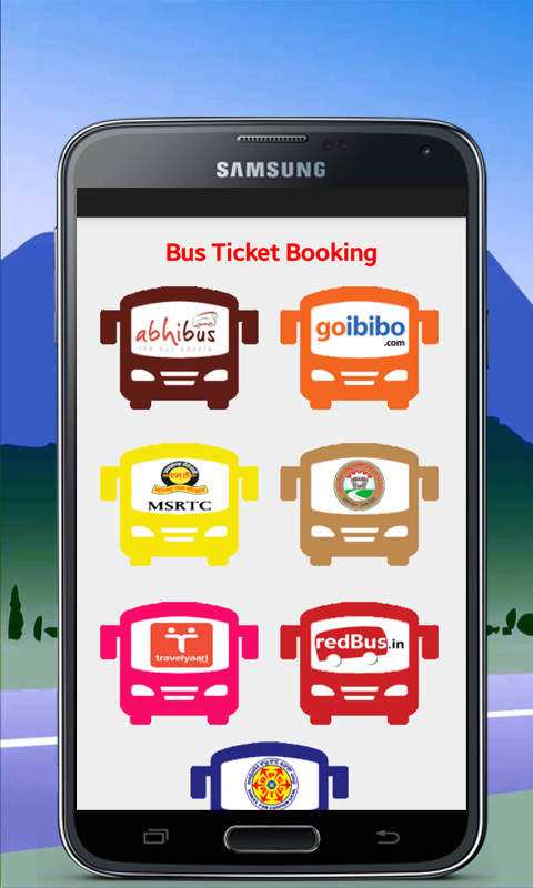 Online Bus Ticket Booking Android Apps On Google Play