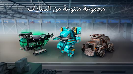 Blocky Cars Online 9