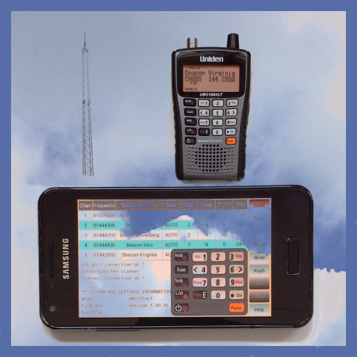 RadioScanUBC125 USB OTG - Apps on Google Play