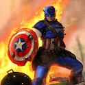 Captain America Live Wallpaper icon