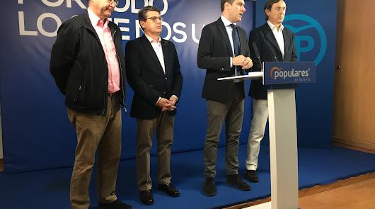 El PP reta a Ábalos: ¿Llegará el AVE en 2023?