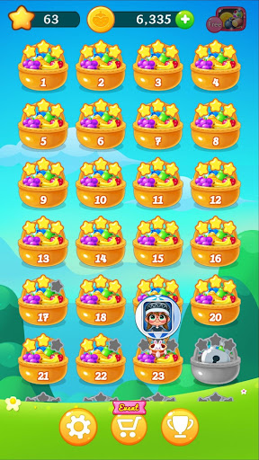 New Tasty Fruits Bomb: Puzzle World apkmr screenshots 5