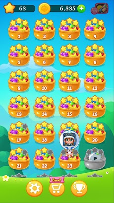 New Tasty Fruits Bomb: Puzzle Worldのおすすめ画像5