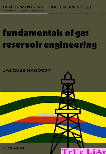 Photo: Fundamentals of Gas Reservoir Engineering J. Hagoort (Author)  Book Description:  Gas reservoir engineering is the branch of reservoir engineering that deals exclusively with reservoirs of non-associated gas. The prime purpose of reservoir engineering is the formulation of development and production plans that will result in maximum recovery for a given set of economic, environmental and technical constraints. This is not a one-time activity but needs continual updating throughout the production life of a reservoir.  The objective of this book is to bring together the fundamentals of gas reservoir engineering in a coherent and systematic manner. It is intended both for students who are new to the subject and practitioners, who may use this book as a reference and refresher. Each chapter can be read independently of the others and includes several, completely worked exercises. These exercises are an integral part of the book; they not only illustrate the theory but also show how to apply the theory to practical problems.  download Link: http://www.mediafire.com/download.php?ml9tcer6ingai7r  Password: true.liar