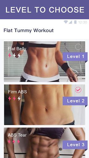 Flat Tummy Workout 1.0.1 app download 2