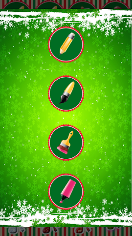android Chrismas Magic Paint Screenshot 7