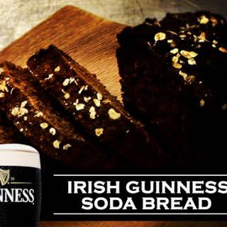 Irish Guinness Soda Bread.