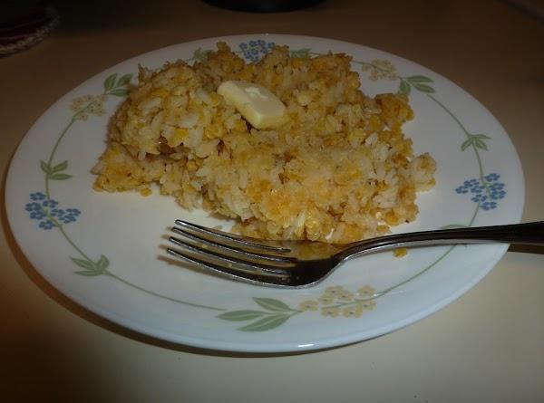 Lentils And Rice Recipe