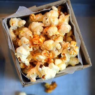 Chipotle Lime Popcorn.
