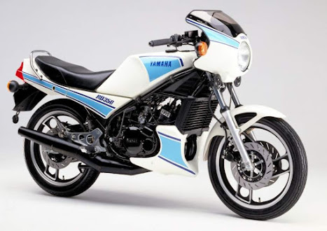 Yamaha RD 350 YPVS -manual-taller-despiece-mecanica