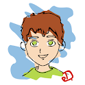 Draw Portrait from a Photo icon