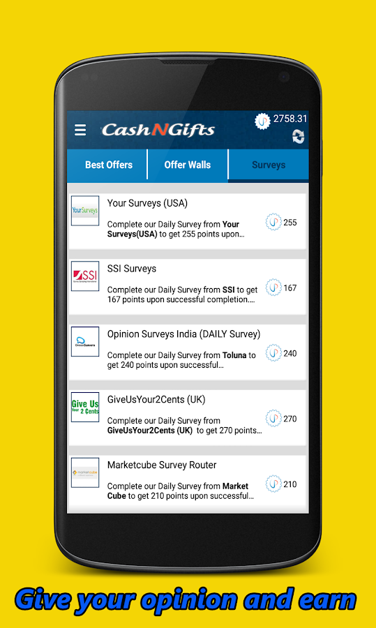CashNGifts - Recharge & Gifts- screenshot