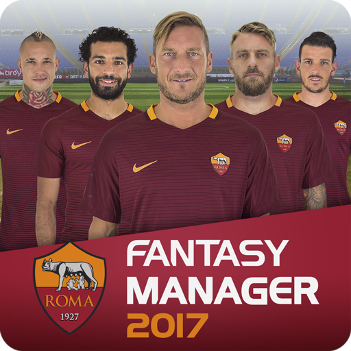 AS Roma Fantasy Manager 2017 file APK Free for PC, smart TV Download