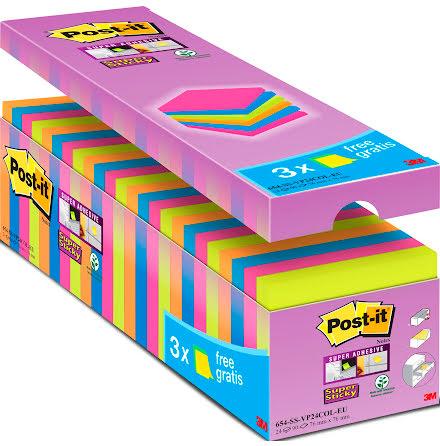 Post-it SS 76x76 24/fp