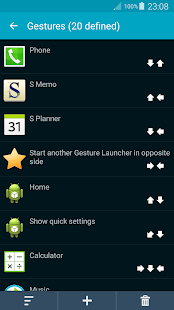 Back Button Gesture Launcher (14-day Full Trial)- screenshot thumbnail