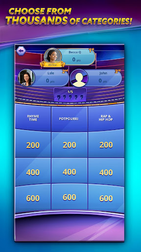 Jeopardy! World Tour  screenshots 3