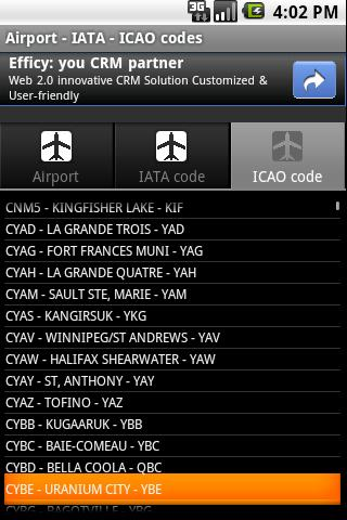 Airport codes FREE by sjAPP (Google Play, United States