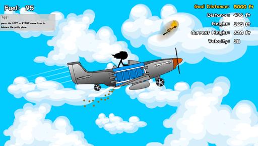 Potty Launch 2:Stickman Flying Simulator apktram screenshots 2
