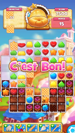 Cookie Jam - Match 3 Games & Free Puzzle Game  gameplay | by HackJr.Pw 12