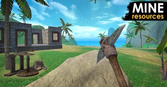 Jurassic Survival Island EVO PRO  Apk Mod (Dinheiro Infinito + Sem Fome e Sede) 3