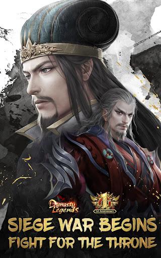 Télécharger Dynasty Legends: True Hero Rises from Chaos  APK MOD (Astuce) screenshots 1