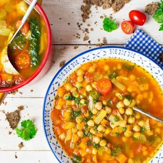 Garbanzo Bean Soup Recipes.
