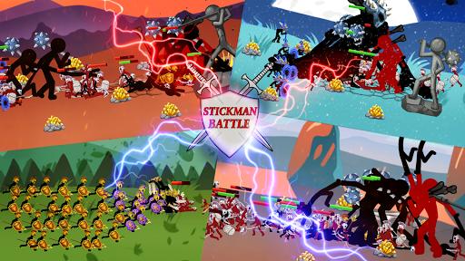 Stickman Battle 2020: Stick Fight War 1.2.4 screenshots 7