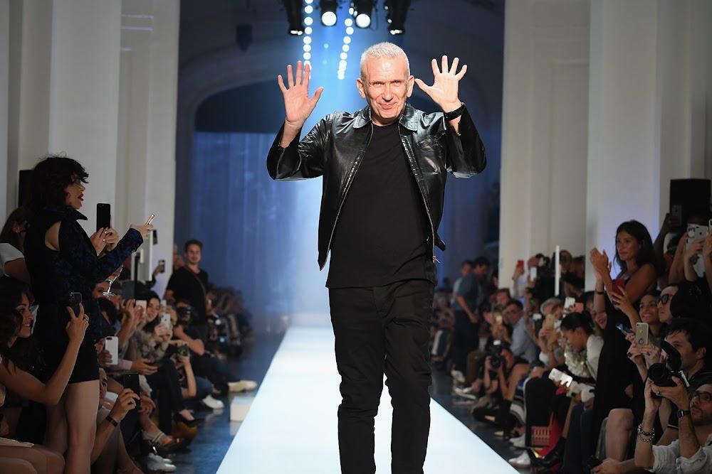 All Men Like Luxury Are Designer John Jean Wayne' Gaultier'not Paul Sjqc5AL34R