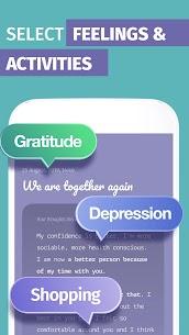 Mood Tracker, Journal, Diary   Anti Depression app (MOD, Premium) v1.3.21 2