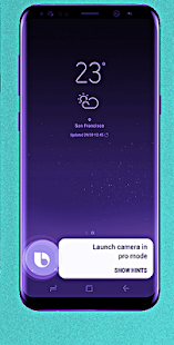 Bixby Assistant Voice Commands - náhled