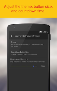 Voicemail Chicken screenshot 3