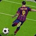 Soccer Players Free Kicks game icon