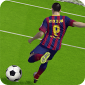 Soccer Players Free Kicks game