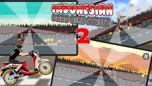 Indonesian Drag Street Racing Game 2018 1 screenshots 3