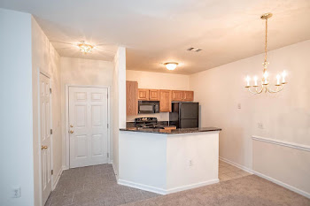 Go to One Bedroom Contemporary Floorplan page.