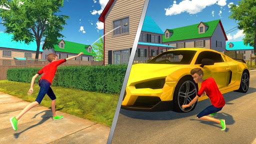 Virtual Neighbor High School Bully Boy Family Game 1.0.7 screenshots 8