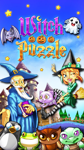 Witch Puzzle - New Match 3 Game 2.10.0 screenshots 5