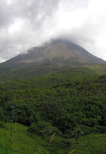 Photo: Arenal volcano is one of the most active in the world.