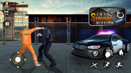 Download Jail Survival Mission : Great Prison Escape 2018 For PC Windows and Mac apk screenshot 8