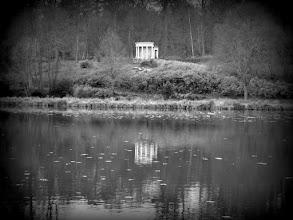 Photo: le temple de la philosophie moderne